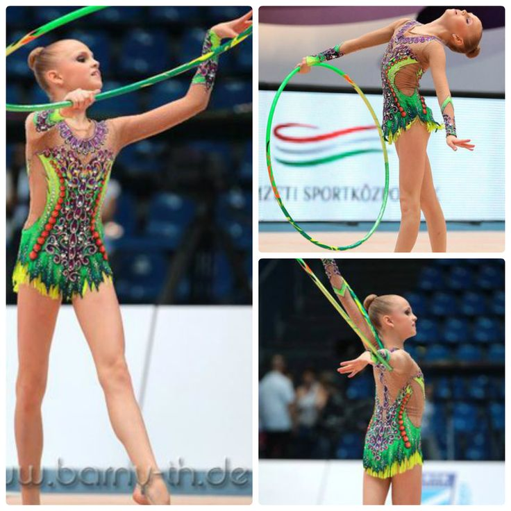 Alina Ermolova (Russia), hoop 2015 (photos by Barny Thierolf)
