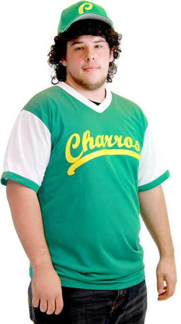 If you love Kenny Powers you either have the biggest ego in the world or you just love a classic underdog tale. We think Kenny Powers is one of the funniest television characters of the last 25 years. If you've entertained the notion of dressing up for Halloween as Kenny Powers, then this Eastbound and Down Kenny Powers Charros Costume Kit is perfect for you. When Kenny went to Mexico to play in the Mexican baseball league--the show Eastbound and Down reached the apex of it's humor. That…