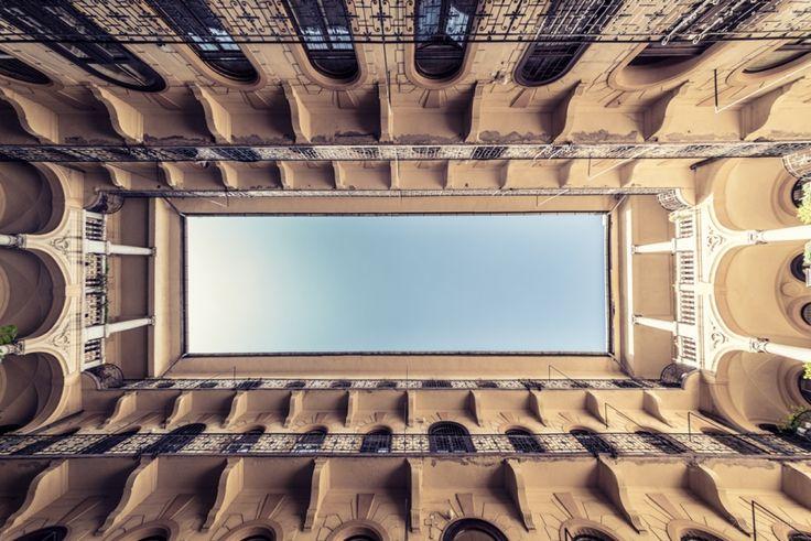 Spectacular photography series documents the 100 year old houses of Nagykörút | Creative Boom