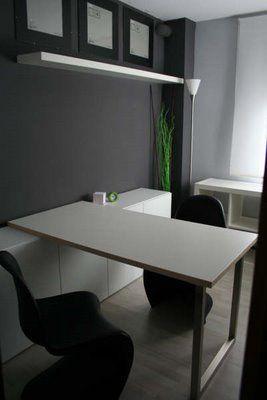 Un despacho elegante y modular | Piratas de Ikea