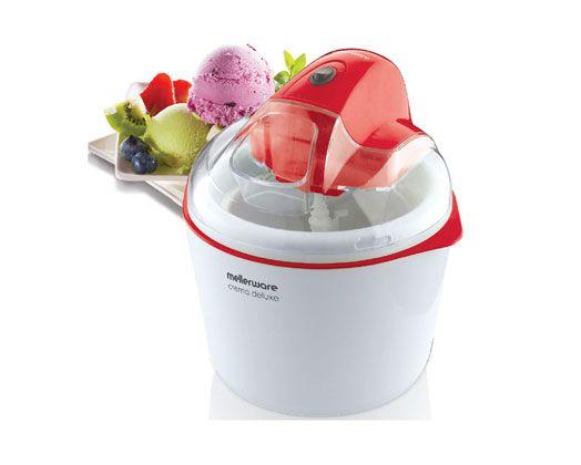 Crema Deluxe Ice Cream Maker