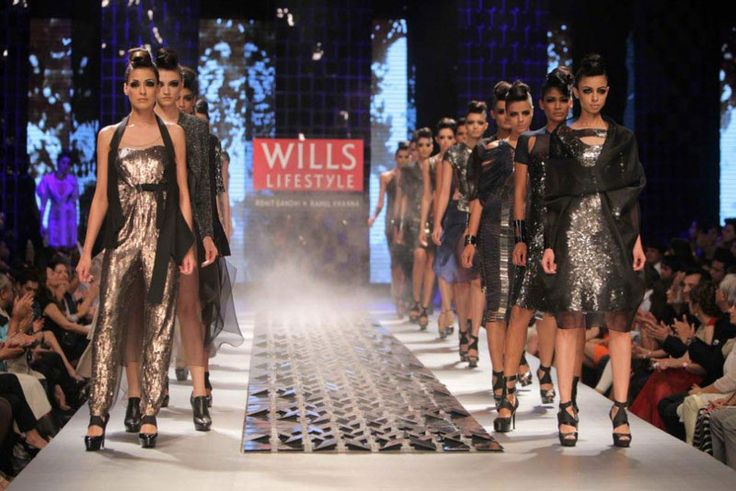 Wills Lifestyle India Fashion Week 2012 www.catapulting.in