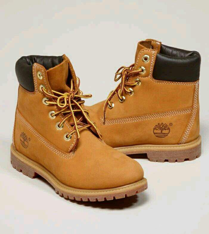 Timberland boots (aka jungkook shoes)