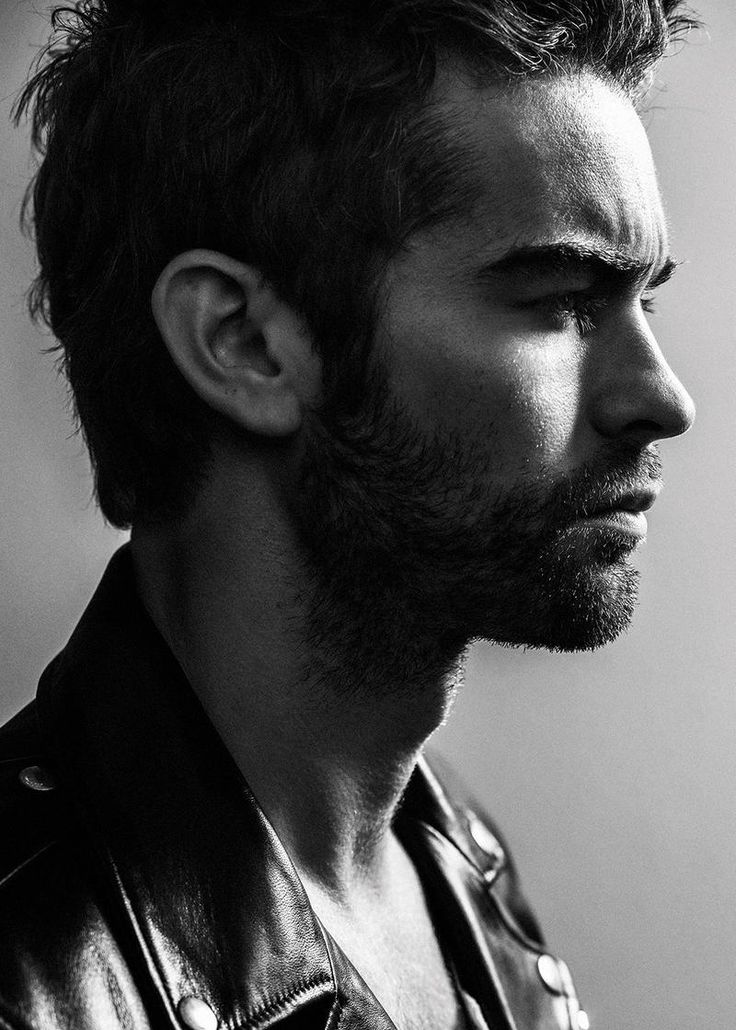 Chace Crawford Poses for Interview, Dishes on Blood & Oil