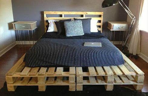 DIY Recyclage design meubles bois decodesign / Décoration