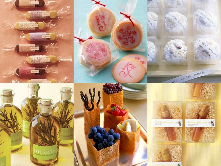 Homemade Wedding Shower Gifts: 1000+ Ideas About Homemade Wedding Favors On Pinterest