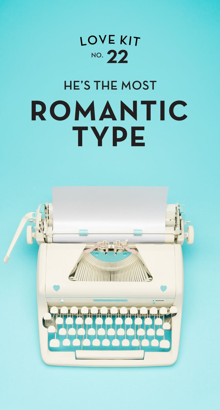 Found someone who's just your type? Consult our Concierge of Love for the perfect Valentine's Day gift.