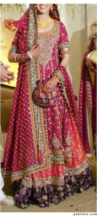 indian, bengali. pakistani, desi bride #PerfectMuslimWedding.com