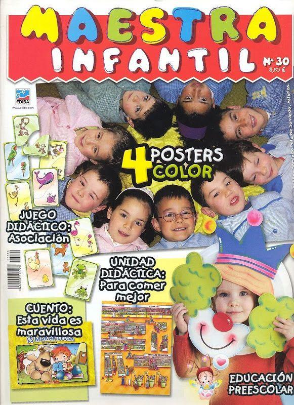 Revista Maestra Infantil Nº 30 - lalyta laly - Àlbums web de Picasa