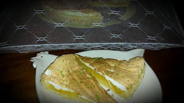 Pitadas De Açúcar...: Tarte de Limão