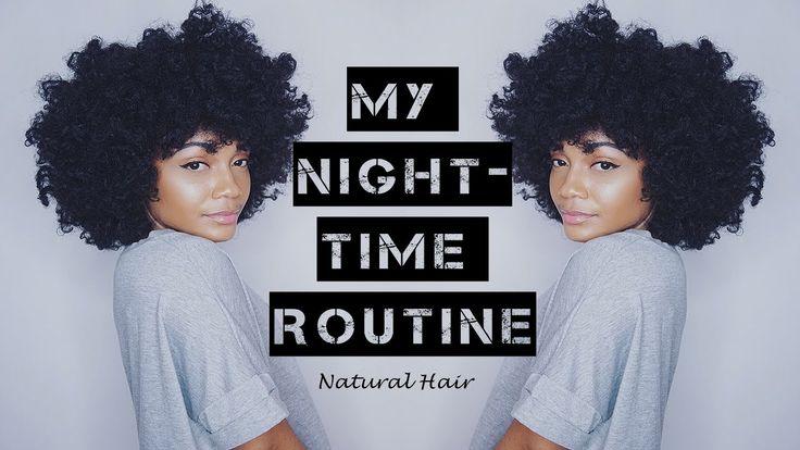 My Nighttime Routine (Updated Fro Routine) TheNotoriousKIA