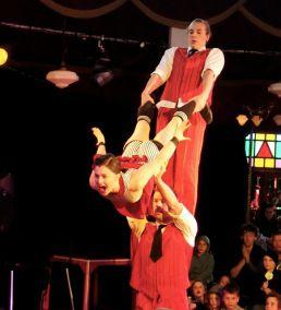 Winter Wonderland Circus Spectacular - July School Holidays 2014 at Dockland's Wonderland Fun Park
