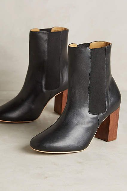 Nina Payne Zelda Chelsea Boots - anthropologie.com