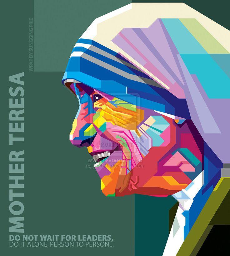 KING Mother Teresa  | KING Mother Teresa THE MESSIAH!........