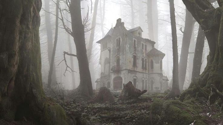 #6 - visit an abandoned house