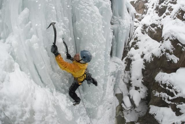 How to Ice Climb at Ouray Ice Park: America's Best Ice Climbing Area: Ice Farming in the Uncompahgre Gorge