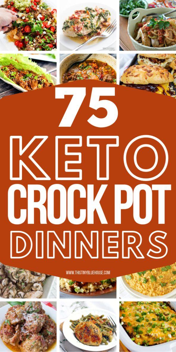 75 Mouthwatering Crock Pot Keto DinnersJennifer Garcia