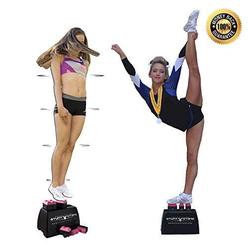 Stunt Stand® Cheerleading Balance & Flexibility Stunt Training Equipment - http://physicalfitnessshop.com/shop/stunt-stand-cheerleading-balance-flexibility-stunt-training-equipment-2/ http://physicalfitnessshop.com/wp-content/uploads/2017/03/0d549c4de3c3.jpg
