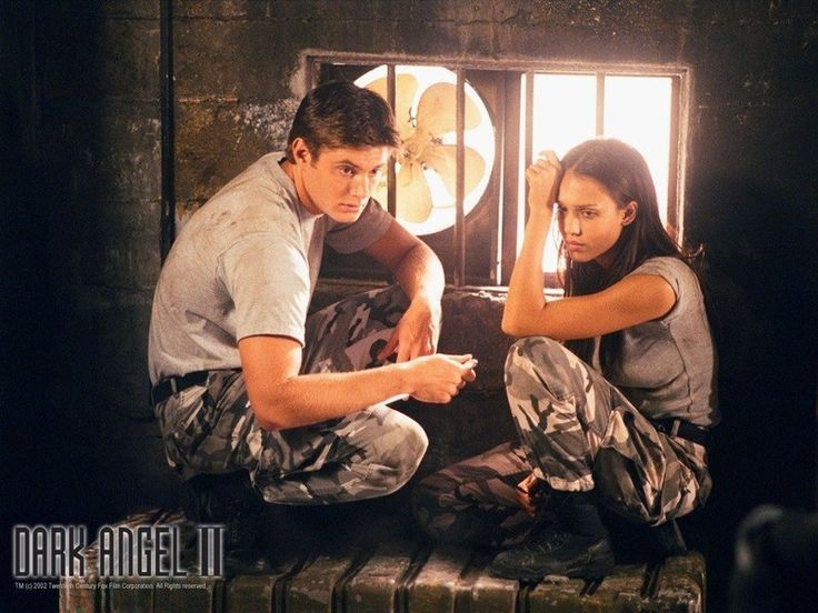 dark angel tv show | Which five characters, or groups of characters, (from movies, tv shows ...