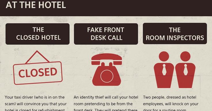 Traveling is a great way to experience other cultures, cities, cuisines, and crimes, and that's why JustTheFlight created this guide to the world's 40 most common tourist scams, broken down by