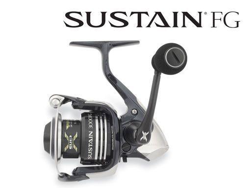 Shimano Sustain FG Spinning Reel