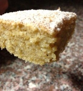 Low Carb Snickerdoodle Cake Recipe - The Low Carb Diet