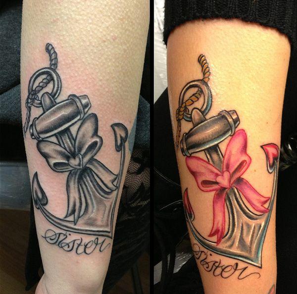 Best 25+ Cute sister tattoos ideas on Pinterest | Sisters infinity ...