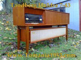 Tandberg Huldra 7 - 43