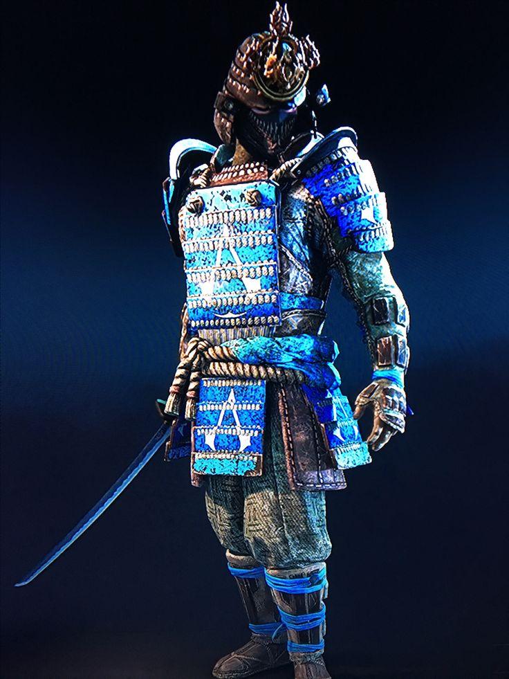 For Honor Game Samurai Orochi #forhonor #samurai #assassin ...