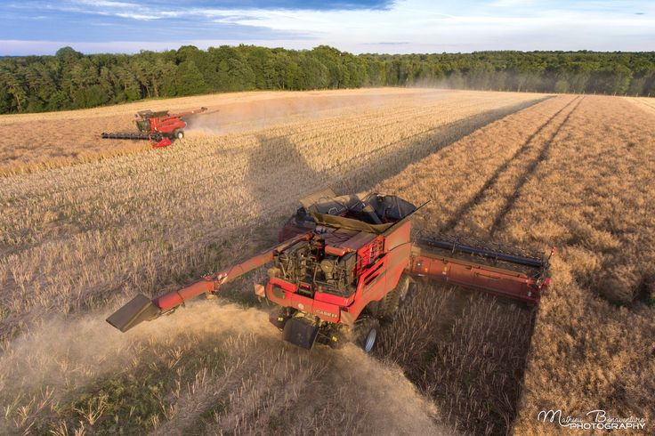 https://flic.kr/p/XuoTps | CASE IH Axial Flow 9240 Varicut 40ft