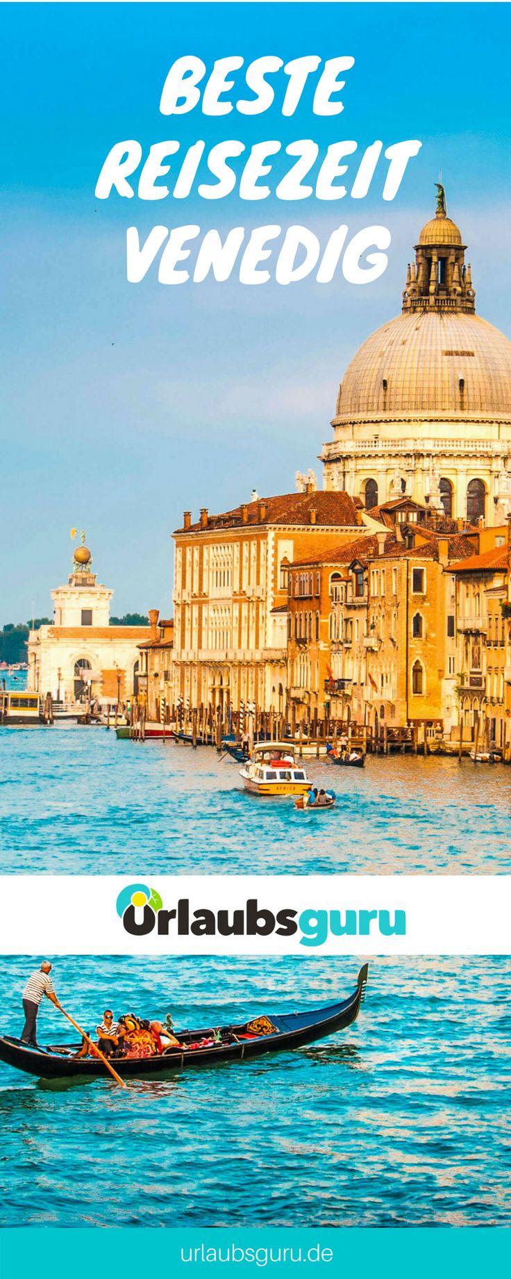 Venedig Wetter April
