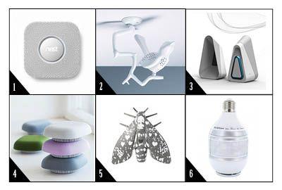Sélection détecteurs de fumée #DAAF #détecteurdefumée #design