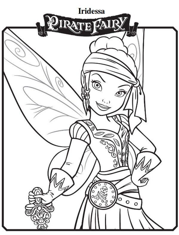 91 best TINKERBELL COLORING PAGES images on Pinterest