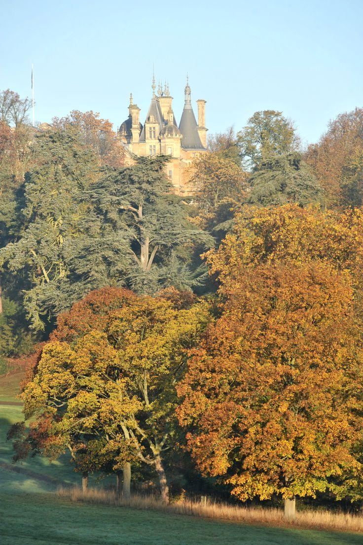 Autumn Beauty, Waddesdon Manor  ©WaddesdonManor, The Rothschild Collection(NationalTrust),Photographer:Derek Pelling