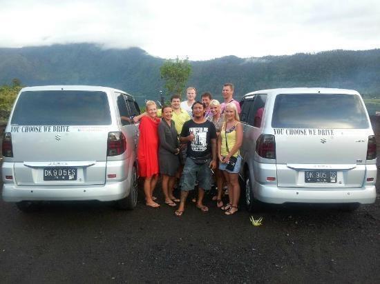 Private Driver in Bali - Made Dodi 'Family Team'