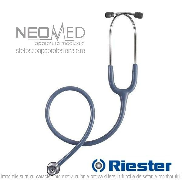 RIE4052 - Stetoscop RIESTER Duplex® DeLuxe neonatal, inox http://stetoscoapeprofesionale.ro/riester/31-stetoscop-riester-rie4052.html