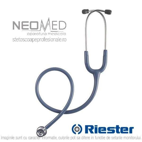 RIE4052 - Stetoscop RIESTER Duplex® DeLuxe neonatal, inox http://stetoscoapeprofesionale.ro/riester/31-stetoscop-riester-rie4052.html