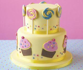 Inspirações: Cakes !