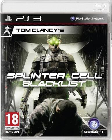 Splinter Cell 6 - Blacklist (PS3)
