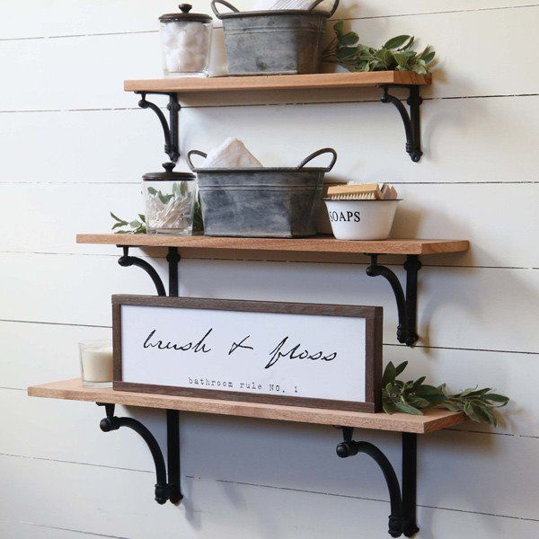 Beautify Your Space With An Architectural Touch With Our Metal Shelf Brackets This Metal Bracket Can Be Used For Coun Metal Shelf Brackets Metal Shelves Decor