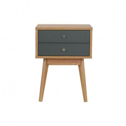 Duval 2 Drawer Tower