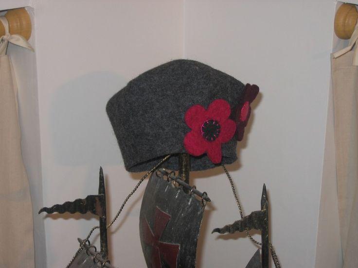 tuto chapeau laine bouillie