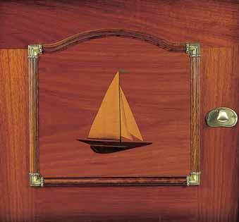 Detalle Puerta Marqueteria Dormitorio Juvenil Barco Java