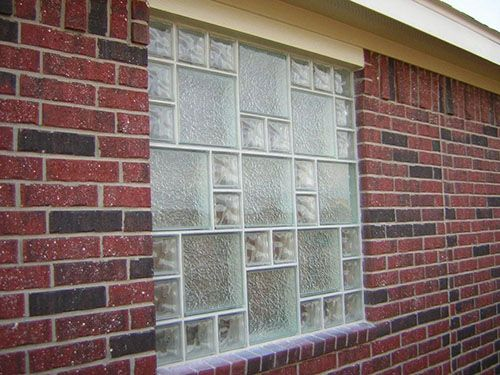 Best 20+ Glass block windows ideas on Pinterest | Glass block ...