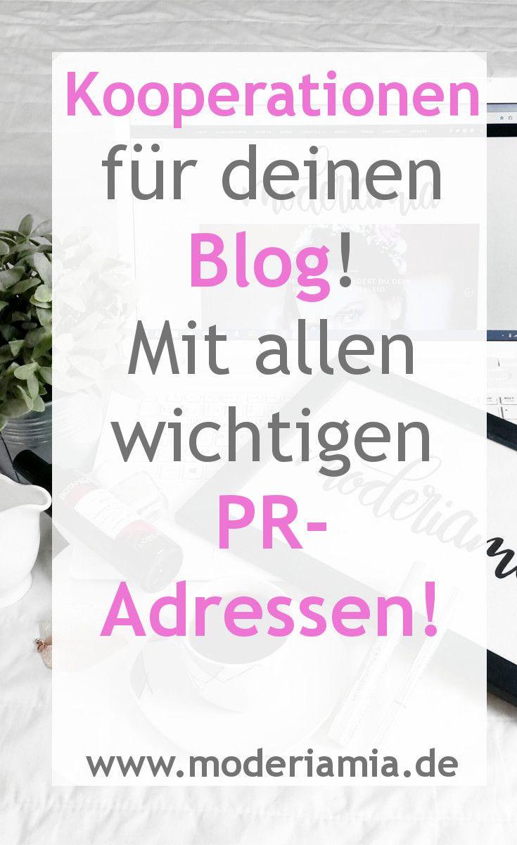 Blogger Kooperationen Blog Kooperation Anschreiben Pr-Agenturen für Blogger Modeblog Fashion Blog Fashion Blog Mamablog
