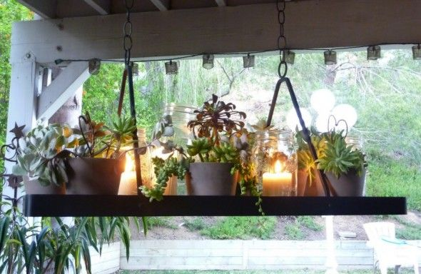 Outdoor Lighting Ideas Pinterest