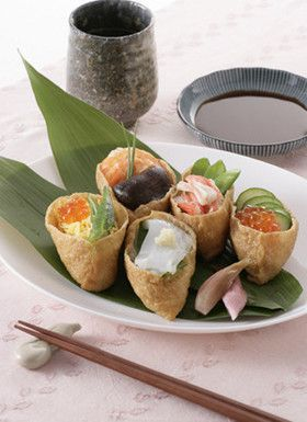☆お家パーティーに大活躍☆ごちそういなり by トキワ [クックパッド] 簡単おいしいみんなのレシピが253万品