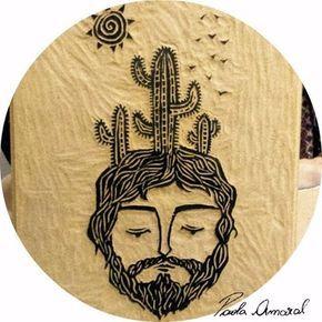 #alternative #arte #drawing#draw #selfmade #desenho #nos#handmade#pen #penart#artwork #nanquim #nanquin #artwork#cabelo #hair #tattoo #nature #natureza #xilogravura #woodcut #cactus  #ceara #nordeste #sertão