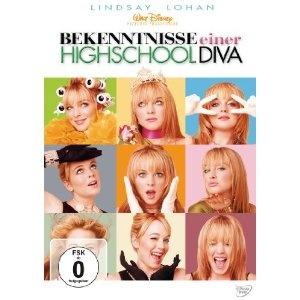 Bekenntnisse einer Highschool Diva: Amazon.de: Lindsay Lohan, Adam Garcia, Megan Fox, Sara Sugarman: Filme & TV