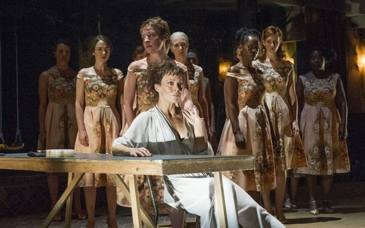 Medea, National Theatre, review: 'thrilling and merciless' - Telegraph